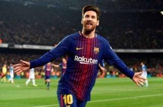 ¡En homenaje! Instalarán estatua de Messi en el complejo Las Rozas