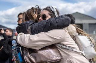 Hallaron restos de las personas que iban a bordo del avión siniestrado en Chile