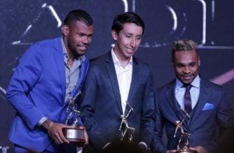 Egan Bernal, mejor deportista del año en los premios Altius