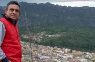 Alcalde electo del municipio de Sutatausa-Cundinamarca fue asesinado