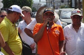 Ademacor se sumó al llamado del Comité de Paro y marchó cívicamente en Montería
