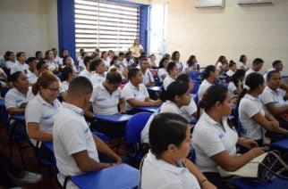 """""""Formándonos para el futuro"""": Programa del Gobierno Nacional para víctimas del conflicto en la ciudad de Montería"""