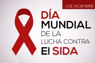 Hoy se celebra el Día Mundial de la Lucha contra el SIDA