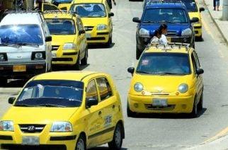 El fin de los taxi 'zapaticos' en Colombia: Gobierno prohibiría su circulación en el país desde enero