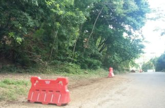 Protesta en Sierra Chiquita por obras de acueducto