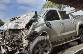 Familia caucasiana murió en accidente en Valle del Cauca