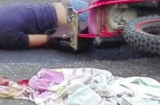 Identifican a la víctima mortal de accidente de motos en Chinú