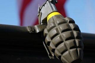 Policía recupera una granada hallada en un potrero en Cereté
