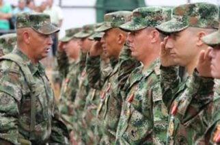Senado aprueba en primer debate ascenso de 40 oficiales de las Fuerzas Militares y la Policía Nacional