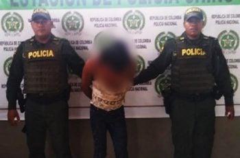 A la cárcel por agredir a su madre en Chinú