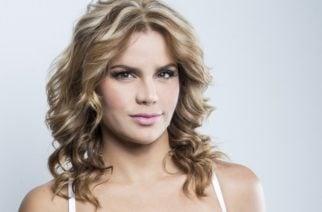 Adriana Lucía denunció a través de Twitter amenazas de muerte