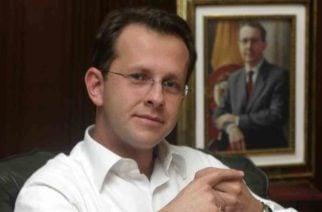"""ANDRES FELIPE ARIAS MINISTRO DE AGRICULTURA 25 DE ABRIL DE 2007 FOTO. PAOLA CASTA""""O/SEMANA"""