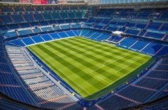 Hace 72 años el mítico estadio Santiago Bernabéu abrió sus puertas