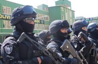 Gobierno de Bolivia creó un grupo especial para combatir el terrorismo