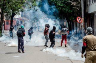 6 millones diarios sería el monto que les pagan a los capuchos por generar disturbios