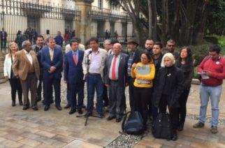 Comité de Paro entregará el próximo martes precisiones sobre sus 13 peticiones