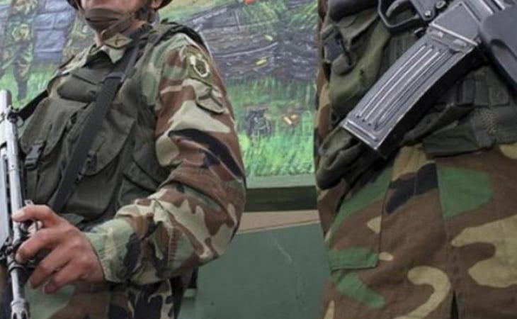 Ocho soldados heridos tras caer en campo minado al sur de Bolívar