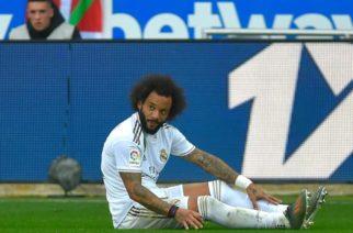 Marcelo no jugará el Clásico ante Barcelona tras sufrir una lesión