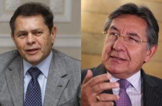 Carlos Mattos afirma que no tiene que ver con supuesta conspiración contra el exfiscal Néstor Humberto Martínez