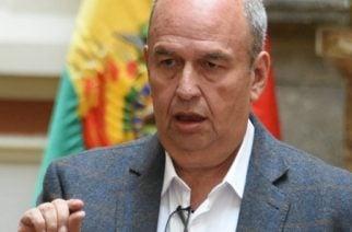 """Gobierno interino de Bolivia acusa a Maduro de querer """"desestabilizar"""" países de América"""