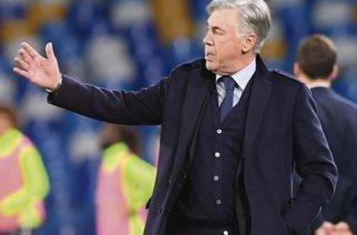 El Nápoles despidió a  Ancelotti