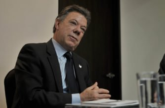 """Santos asegura que """"no hay absolutamente nada"""" por lo cual se le pueda juzgar"""