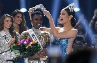 """""""Una mujer como yo, con mi tipo de piel y tipo de cabello, no era considerado algo hermoso"""": ganadora del Miss Universo"""