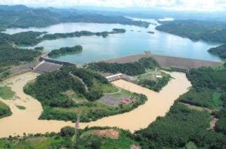 La creación del embalse Urrá 1 para generar energía eléctrica en Córdoba ha desatado toda serie de críticas, especialmente por la afectación que sufrió la comunidad Embera en el alto Sinú. (Foto Urrá S.A.)