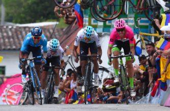 Así quedaron conformados lo equipos que correrán el Tour Colombia 2.1