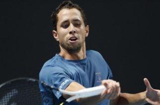 El colombiano Daniel Galán perdió en el Abierto de Australia