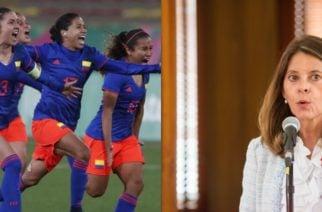 Así fue el proceso de Colombia para postularse como anfitrión al Mundial de Fútbol  Femenino 2023