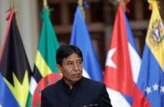 Un indígena y un cocalero forman el binomio del MAS para elecciones en Bolivia