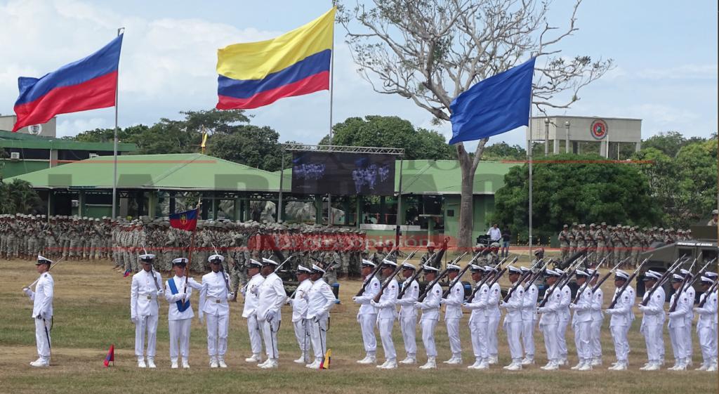 Infantería de Marina: 83 años sirviendo valerosamente a Colombia (Video)