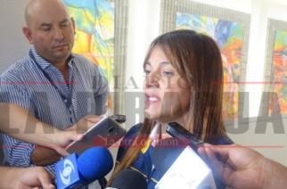 """María Benítez: """"Esto no es un juego, tienen que obedecer una planeación"""""""