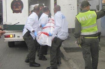 De varios disparos asesinaron a un mototaxista en San Antero