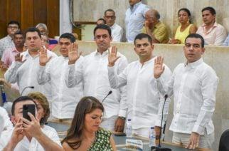 """""""Escuché un discurso realista y objetivo"""": Carlos Gómez sobre palabras de posesión de Orlando Benítez"""