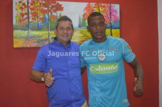 El antioqueño Wilder Guisao es la séptima contratación 2020 de Jaguares de Córdoba