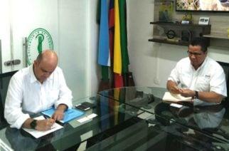 Minsalud y rector de Unicórdoba se reunieron para fortalecer alianzas