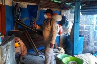 Comenzaron las fumigaciones para mitigar el dengue en Montelíbano y Tierralta