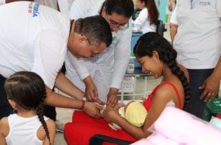 Alcaldía de Montería reitera su llamado para que los ciudadanos acudan a la jornada de vacunación