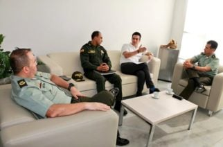 Alcaldía presentará esta semana el programa S.O.S en seguridad para Montería