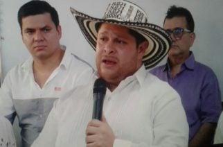 """""""El San Jorge contará con un 'megacomando' de seguridad"""": Gobernador Orlando Benítez"""
