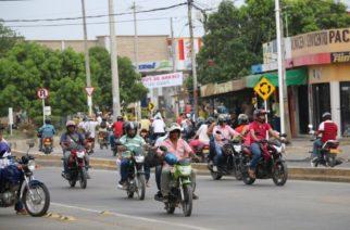 Desde el Concejo Salin Ghisays propuso la caracterización de los 'mototaxis'