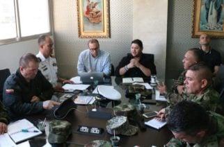 """""""El sur de Córdoba amerita un papel preponderante"""": Gobernador al término de su primer consejo de seguridad"""
