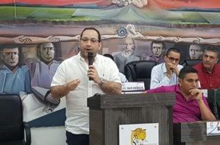 Jorge Galofre Rugele es reelecto como personero de Montería