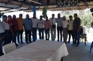 Mesa de Integración Regional se reunió con alcalde y concejales de Moñitos