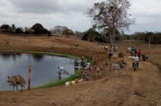 Margen Izquierda de Lorica en crisis por falta de agua