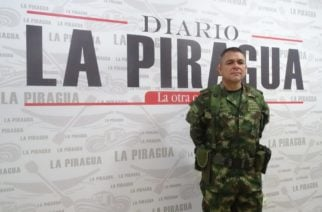 """""""Siempre busqué estar en la Costa Atlántica"""":  nuevo comandante de la Brigada XI en entrevista con La Piragua"""