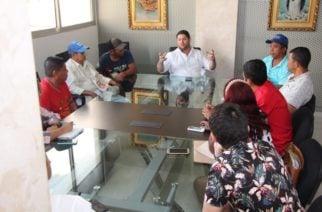 Gobernador invitó a ediles e integrantes de JAL a participar en la construcción del Plan de Desarrollo