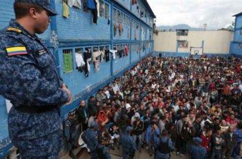 MinJusticia buscará generar 20 mil cupos en centros penitenciarios para mitigar el hacinamiento